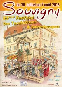 Foire médiévale de Souvigny @ Souvigny | Auvergne | France